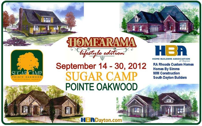 2012 Homearama Event