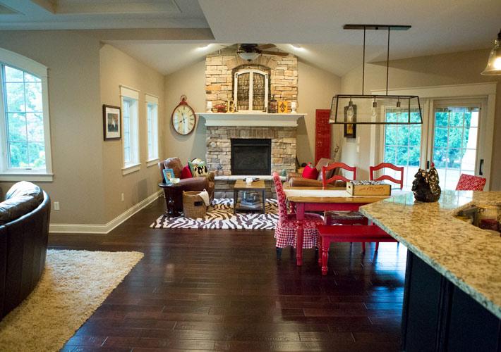 Dayton residential kitchen