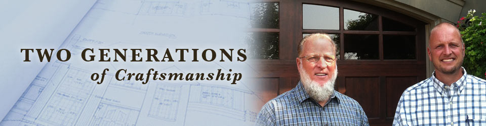 M/M Construction Owners - two Generations of Craftsmanship
